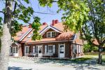 Dom wakacyjny na Litwie na Mierzei Kuronskiej w Preila Preilos Vetra 2