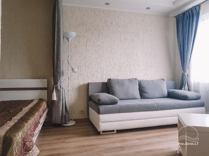 Vieno kambario buto nuoma Ventspilyje, Latvijoje. - 3