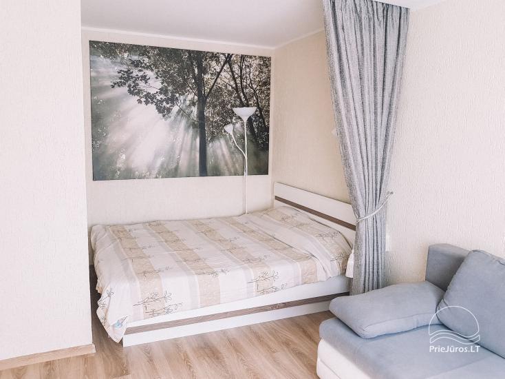 Vieno kambario buto nuoma Ventspilyje, Latvijoje. - 2