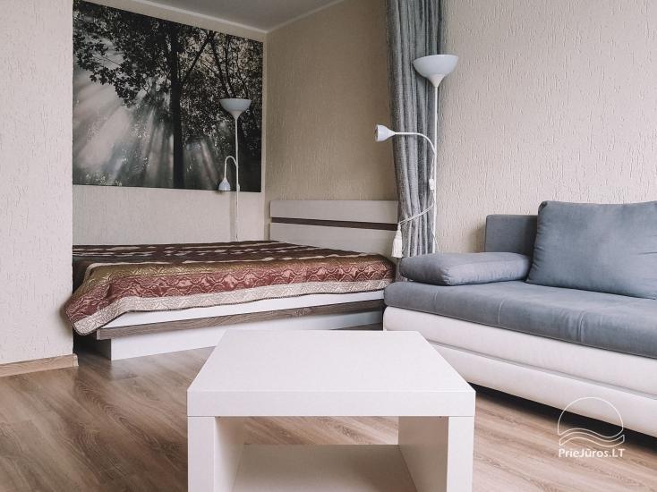 Vieno kambario buto nuoma Ventspilyje, Latvijoje. - 4