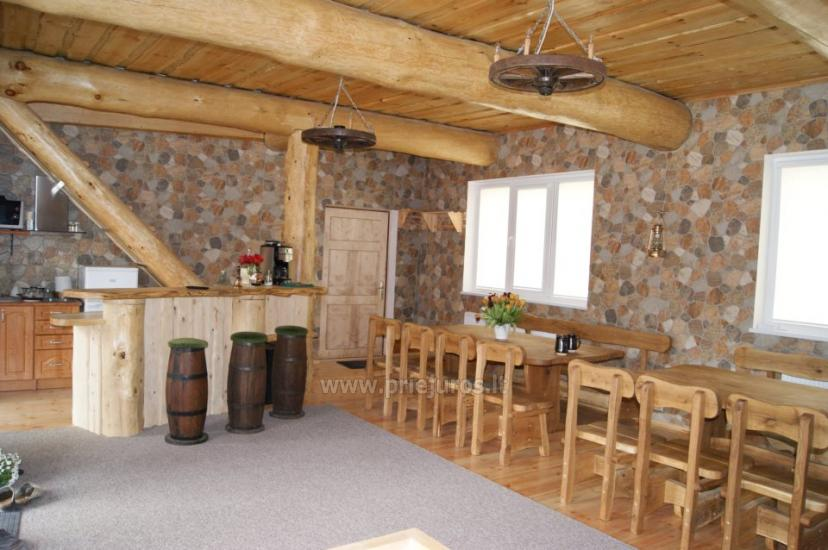 House for ren with sauna, banquet hall near the Baltic sea ant a lake - 6