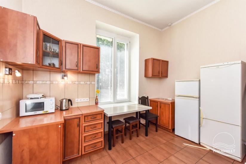 Svečių namai ir kempingas Ventspilio rajone  Leču muiža - 20