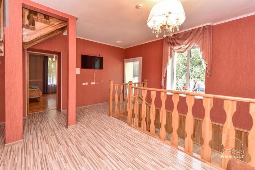 Svečių namai ir kempingas Ventspilio rajone  Leču muiža - 21