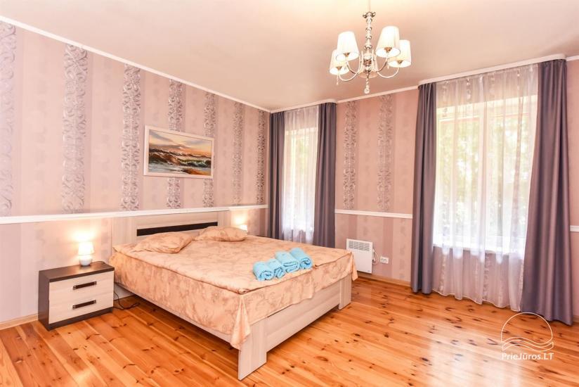Svečių namai ir kempingas Ventspilio rajone  Leču muiža - 25