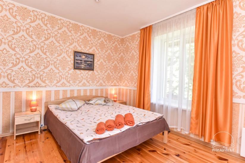 Svečių namai ir kempingas Ventspilio rajone  Leču muiža - 27