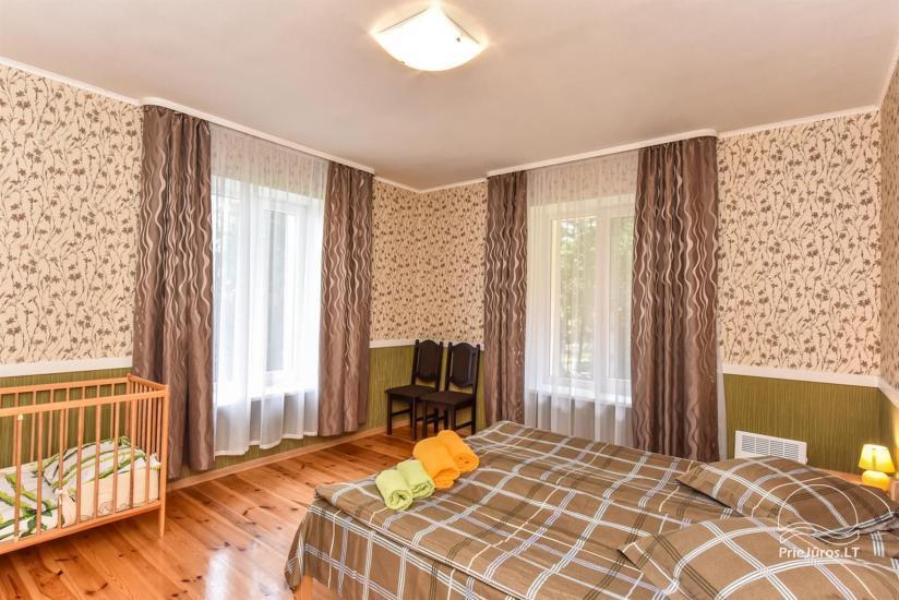 Svečių namai ir kempingas Ventspilio rajone  Leču muiža - 30