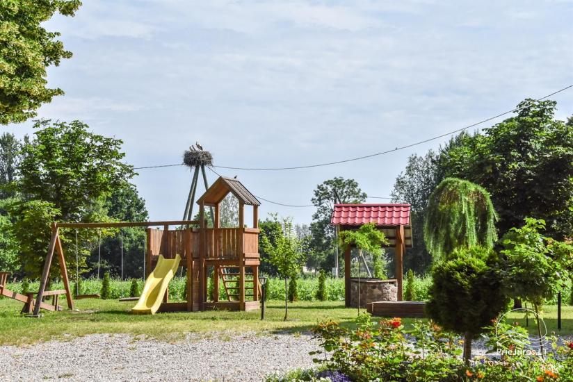 Svečių namai ir kempingas Ventspilio rajone  Leču muiža - 10