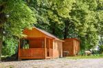 Svečių namai ir kempingas Ventspilio rajone  Leču muiža - 11
