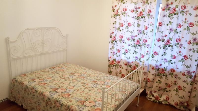 Apartments and rooms for rent in Liepaja near the sea