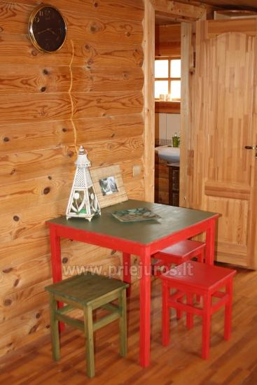 Holiday house Kāpas by the beach, free sauna, fishing, siteseeng and hunting - 8
