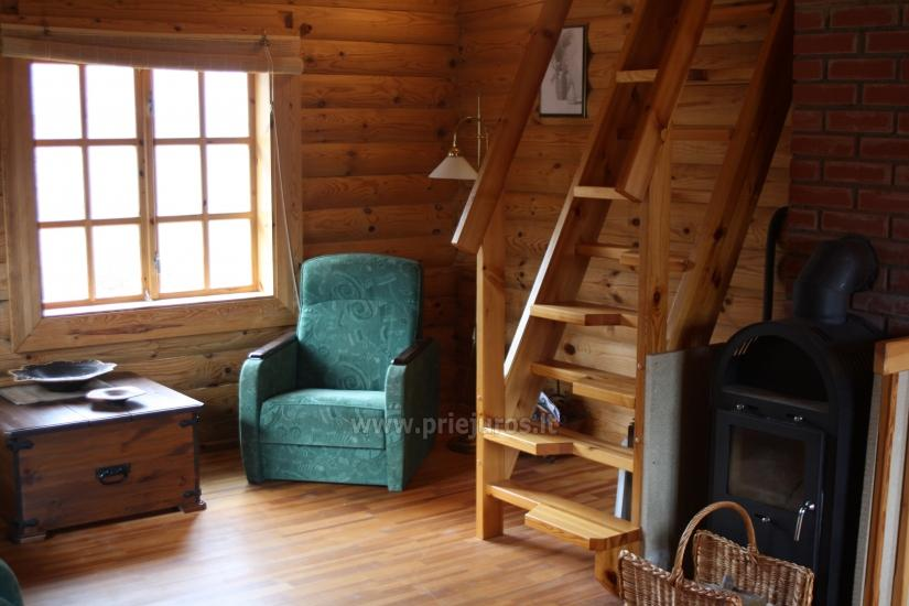 Holiday house Kāpas by the beach, free sauna, fishing, siteseeng and hunting - 5