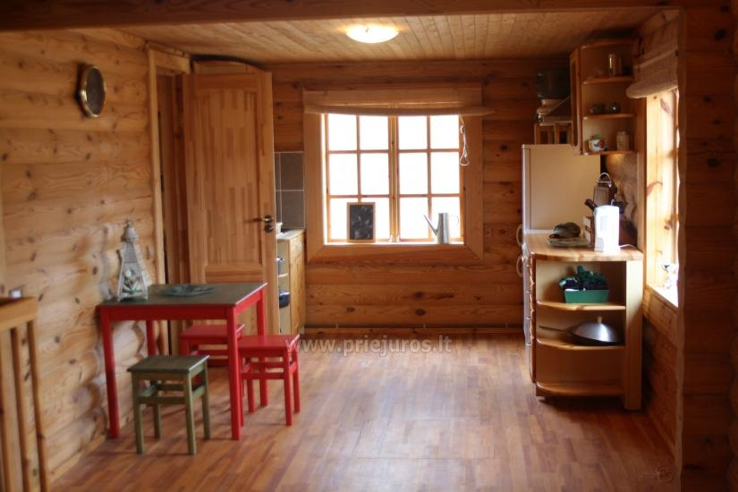 Holiday house Kāpas by the beach, free sauna, fishing, siteseeng and hunting - 7