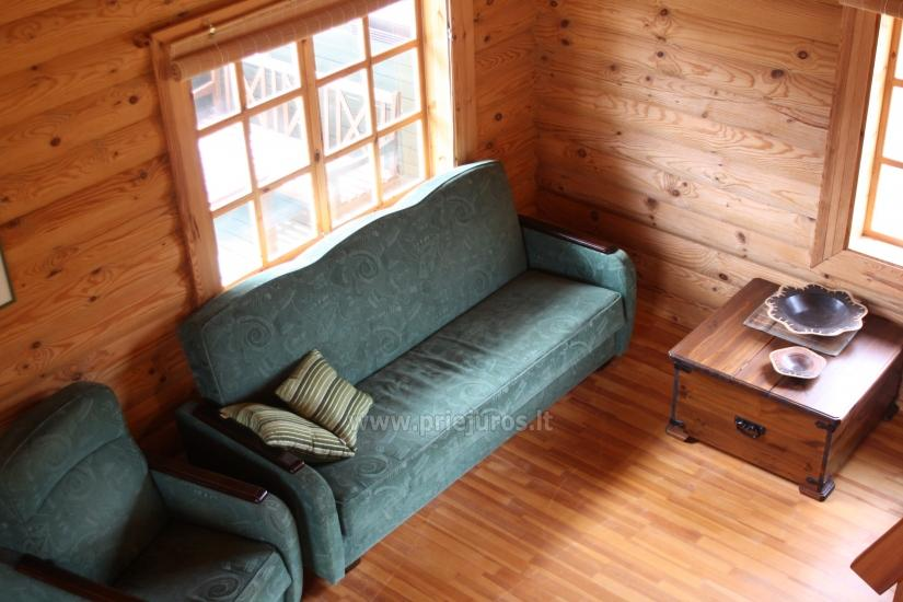 Holiday house Kāpas by the beach, free sauna, fishing, siteseeng and hunting - 3