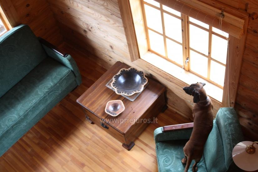 Holiday house Kāpas by the beach, free sauna, fishing, siteseeng and hunting - 4