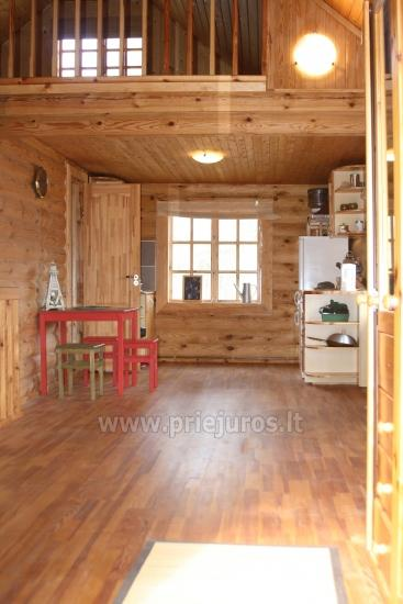 Holiday house Kāpas by the beach, free sauna, fishing, siteseeng and hunting - 6