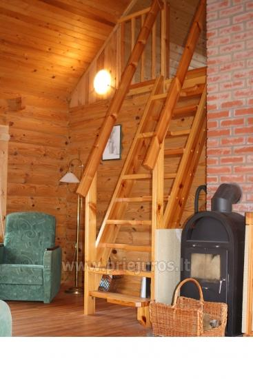 Holiday house Kāpas by the beach, free sauna, fishing, siteseeng and hunting - 9
