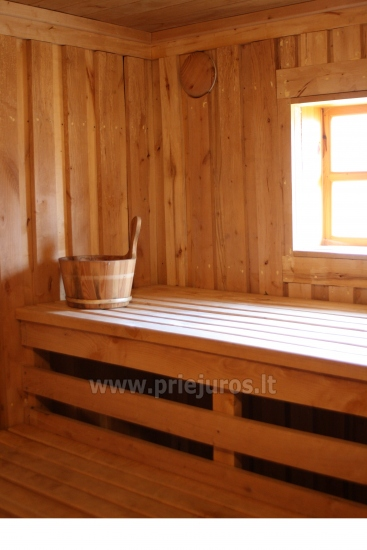 Holiday house Kāpas by the beach, free sauna, fishing, siteseeng and hunting - 11