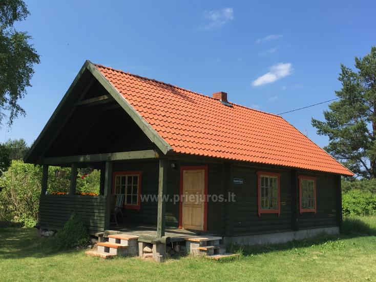 Holiday house Kāpas by the beach, free sauna, fishing, siteseeng and hunting - 2