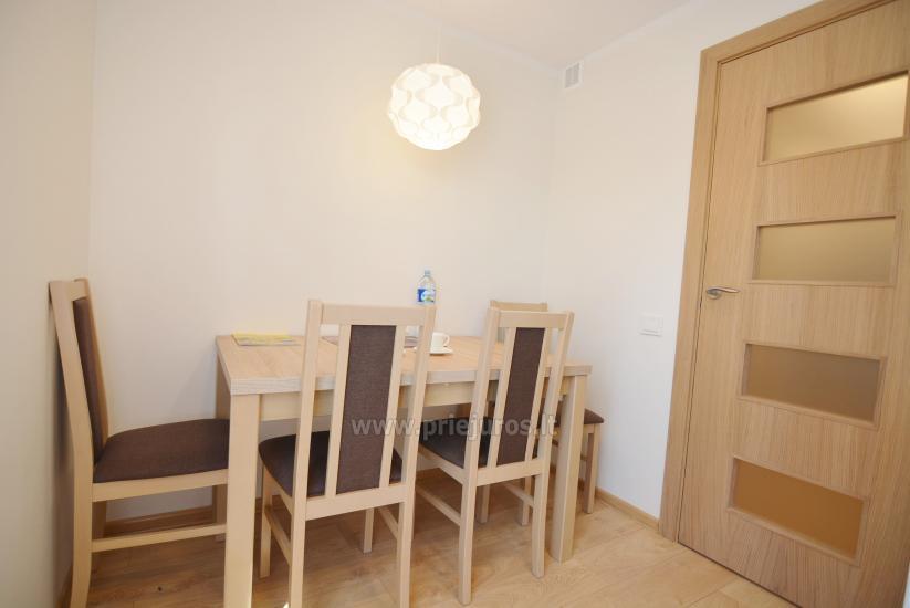 Ērti apartamenti Sunny Ventspils netālu no Zilā karoga pludmales - 7