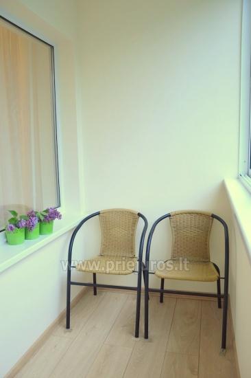 Ērti apartamenti Sunny Ventspils netālu no Zilā karoga pludmales - 8