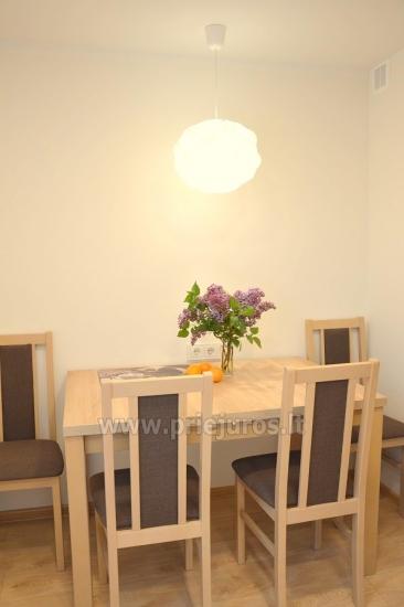 Ērti apartamenti Sunny Ventspils netālu no Zilā karoga pludmales - 6