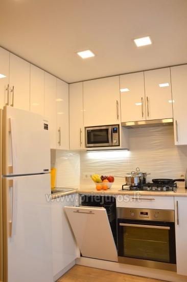 Komfortiški apartametnai Sunny - 4