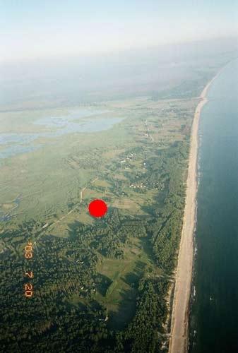 Sodyba Agatnieki - 370 metrų nuo jūros, Papės gamtos parke - 12