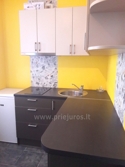 Apartment for rent in the center of Ventspils - 1