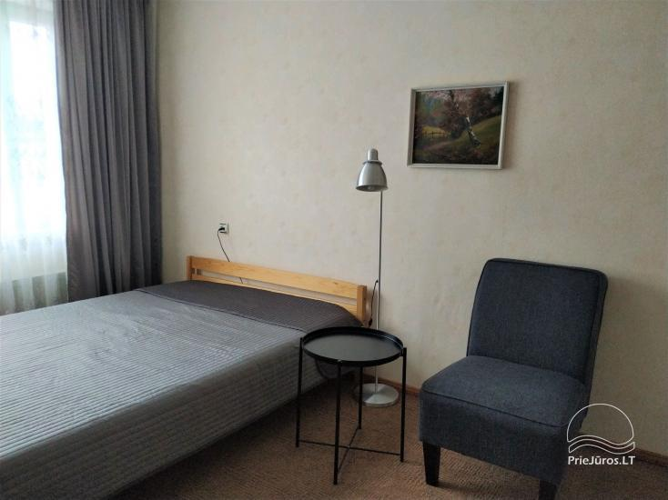 Two rooms apartment for rent in the center of Ventspils