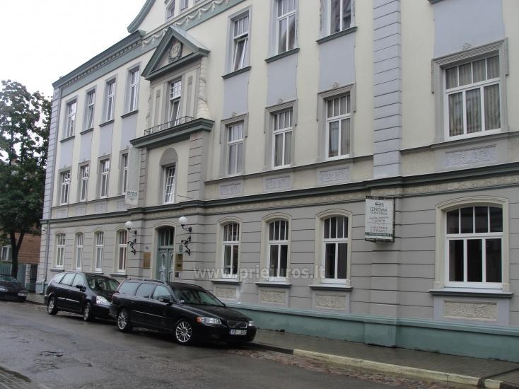 Barona apartametai Liepojoje - 1