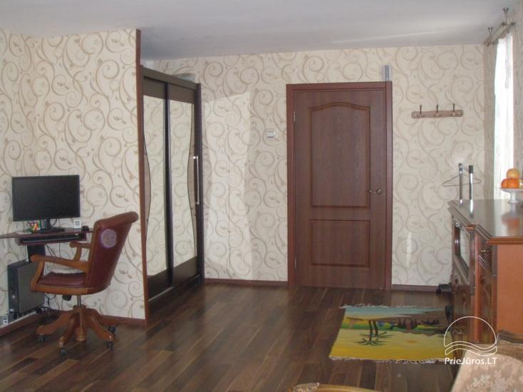 Dzīvoklis centrā Liepājas - 11