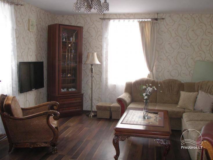 Dzīvoklis centrā Liepājas - 1