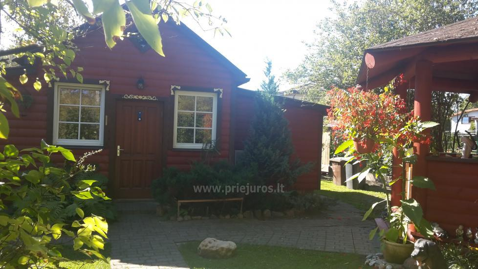 Private house for rent in Jurmala - 1
