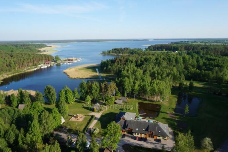SPA ir kempingas USMA Latvijoje