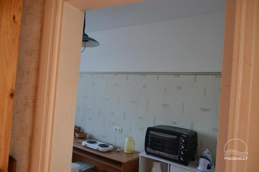 Dviejų kambarių buto nuoma Ventspilyje - 9