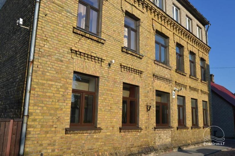 Dviejų kambarių buto nuoma Ventspilyje - 1