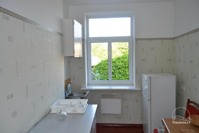 Dviejų kambarių buto nuoma Ventspilyje - 3