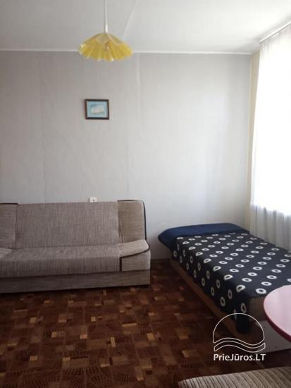 Dviejų kambarių buto nuoma Ventspilyje - 7