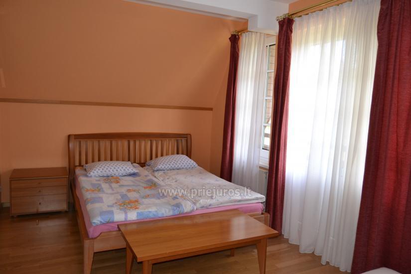Haus mit einer Sauna und einem Trampolin in Ventspils - 10