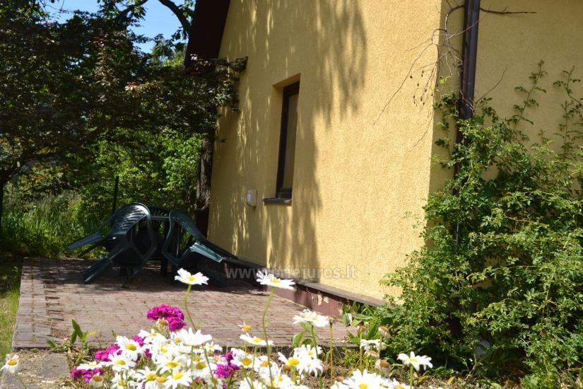 Namas su biliardu ir batutu vaikams Ventspilyje - 11