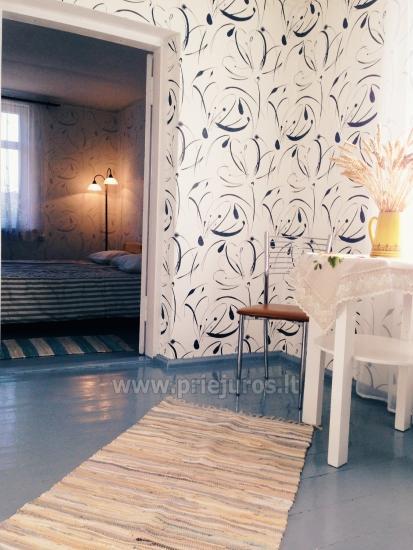 Apartment Pie jūras Pāvilostā, Latvijā - 7