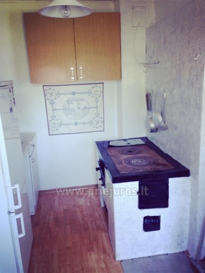 Apartment Pie jūras Pāvilostā, Latvijā - 10