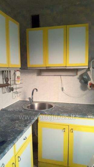 Apartment for rent in Ventspils, Latvia