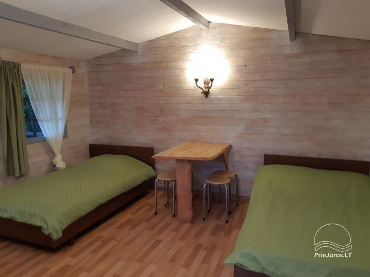 Poilsio namai Smilgas Latvijoje - 10
