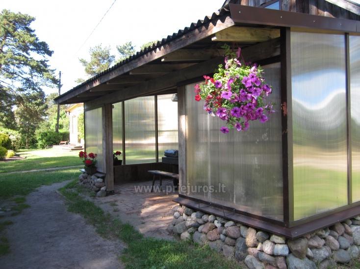 Poilsio namai Smilgas Latvijoje - 11