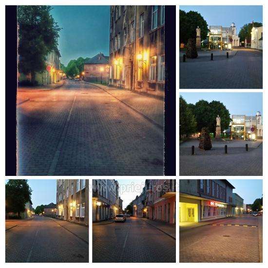 Divistabu dzīvokli Vecrīgā Ventspils - 2
