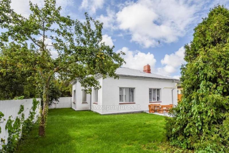 2-6 vietų namai-vilos Liepojoje Baltā māja