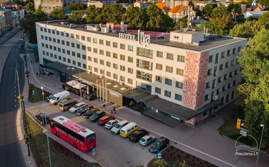 Aukštos klasės viešbutis Liepojoje Liva - 1