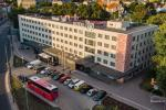 "Aukštos klasės viešbutis Liepojoje ""Liva"""
