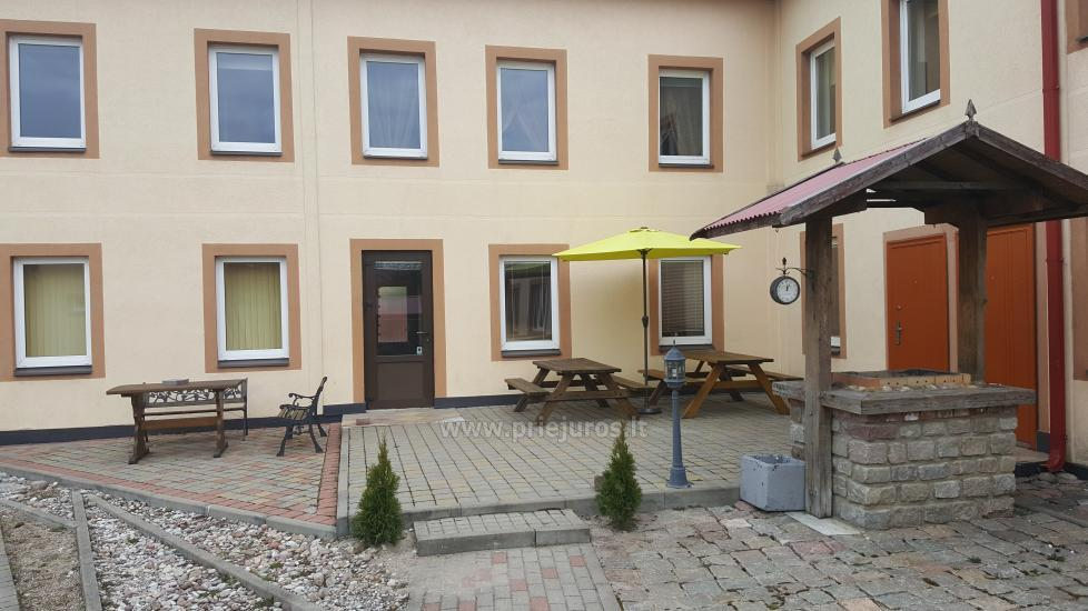 Svečių namai Liepojoje, Latvijoje Robežu Nams - 3